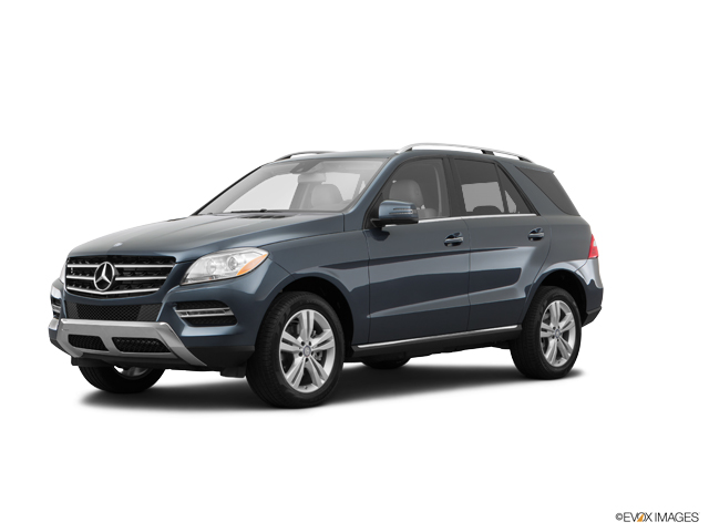 2015 Mercedes-Benz M-Class Vehicle Photo in Denver, CO 80123