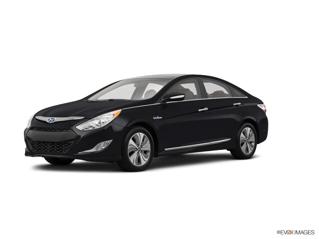 2015 Hyundai Sonata Hybrid Vehicle Photo in San Angelo, TX 76903