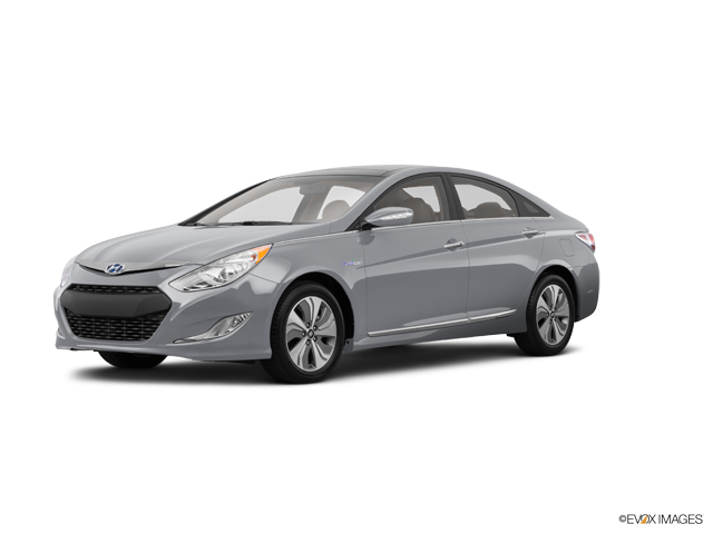 2015 Hyundai Sonata Hybrid Vehicle Photo in Muncy, PA 17756