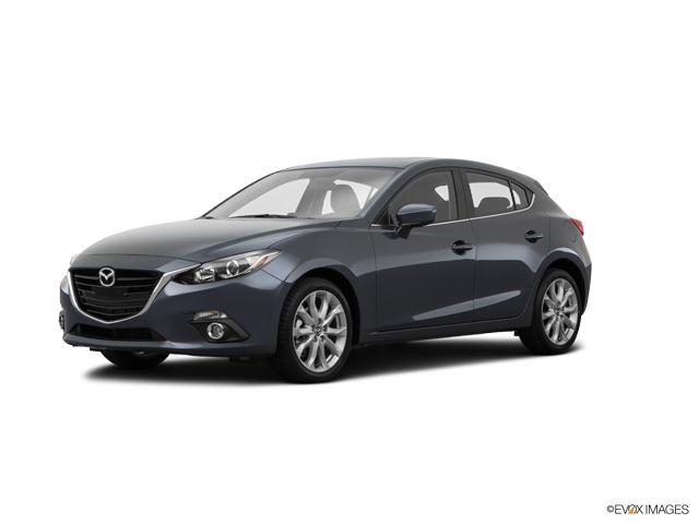2015 Mazda Mazda3 5dr HB Auto i Grand Touring Meteor Gray Mica 4dr