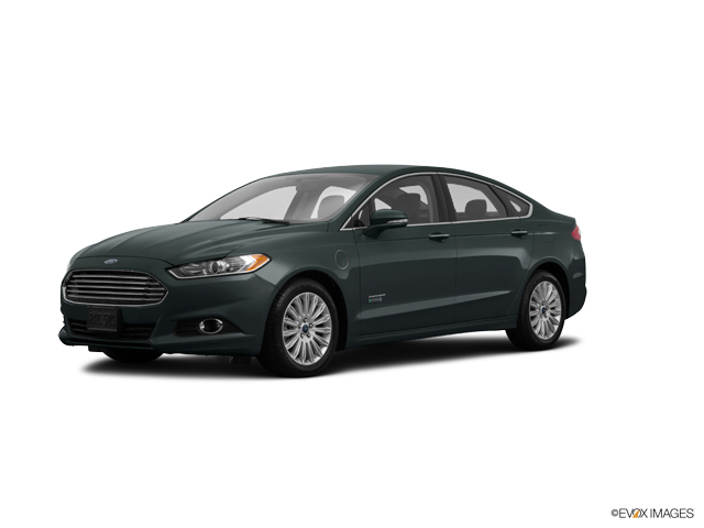 2015 Ford Fusion Energi Vehicle Photo in Richmond, VA 23231