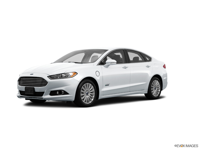2015 Ford Fusion Energi Vehicle Photo in Gainesville, TX 76240