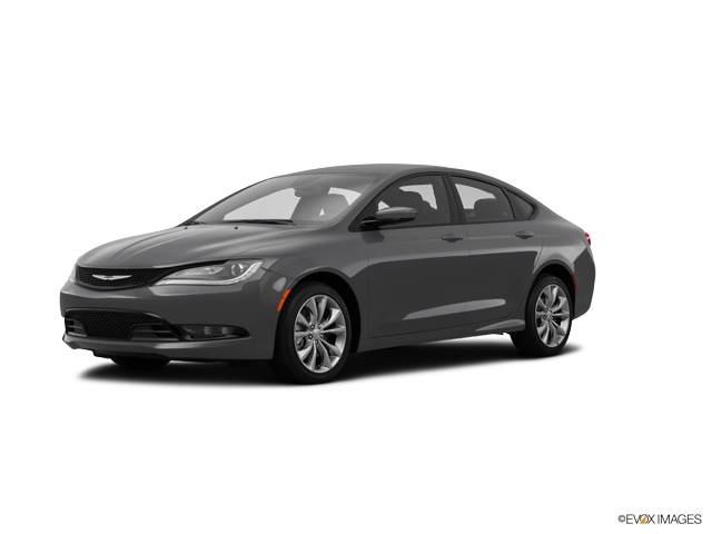 2015 Chrysler 200 Vehicle Photo in Lake Bluff, IL 60044