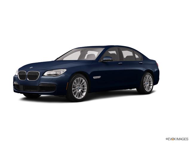 2015 BMW 750Li Vehicle Photo in League City , TX 77573