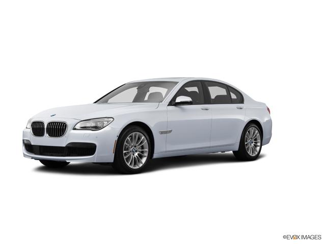 2015 BMW 750Li Vehicle Photo in Grapevine, TX 76051