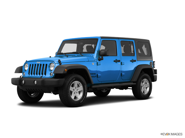 2015 Jeep Wrangler Unlimited Vehicle Photo in Kernersville, NC 27284