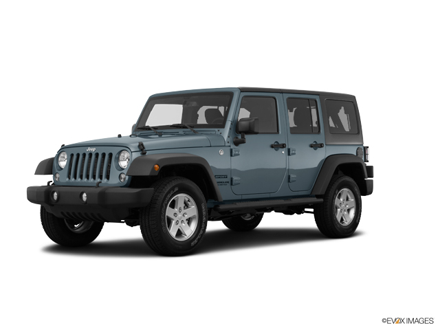 2015 Jeep Wrangler Unlimited Vehicle Photo in Independence, MO 64055