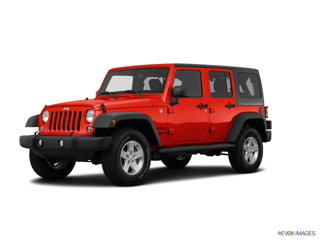 2015 Jeep Wrangler Unlimited Vehicle Photo in Norwich, NY 13815
