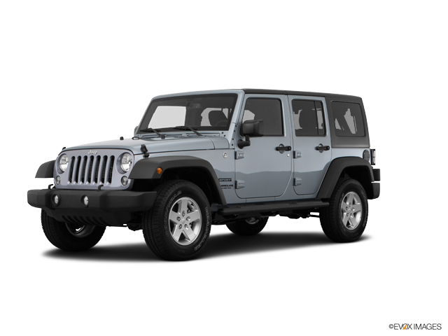 2015 Jeep Wrangler Unlimited Vehicle Photo in Helena, MT 59601