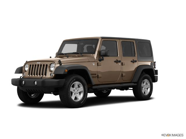2015 Jeep Wrangler Unlimited Vehicle Photo in San Angelo, TX 76901