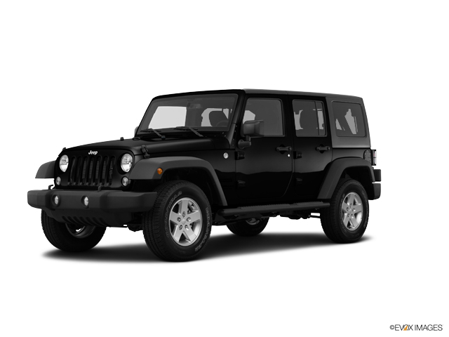 2015 Jeep Wrangler Unlimited Vehicle Photo in Houston, TX 77546