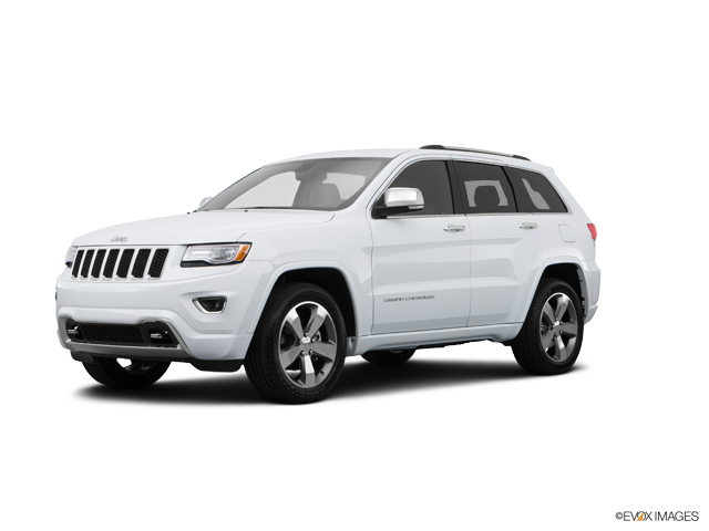 2015 Jeep Grand Cherokee Vehicle Photo in Gainesville, GA 30504