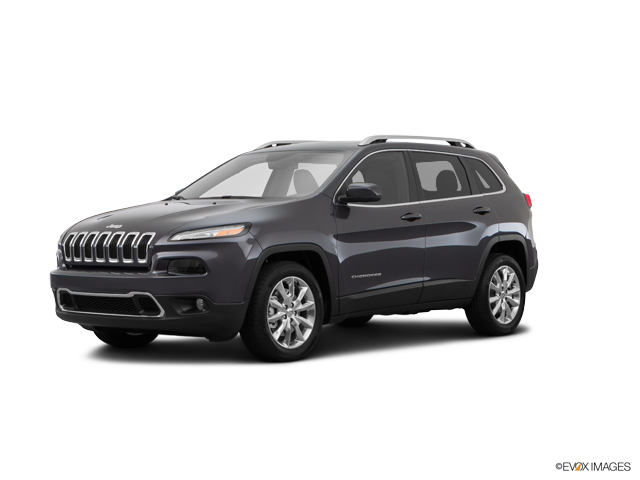 2015 Jeep Cherokee Vehicle Photo in Minocqua, WI 54548