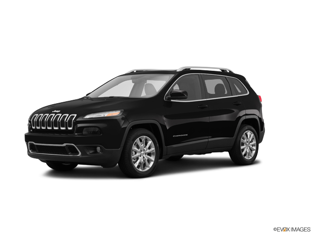 2015 Jeep Cherokee Vehicle Photo in Boston, NY 14025