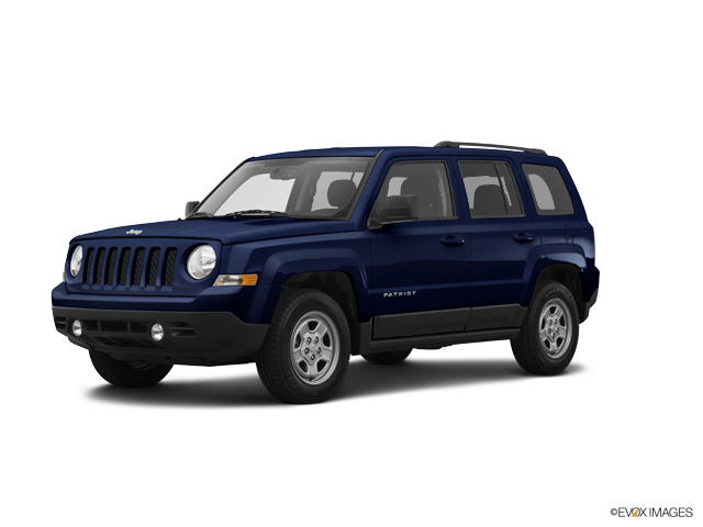 2015 Jeep Patriot Vehicle Photo in Oklahoma City, OK 73114