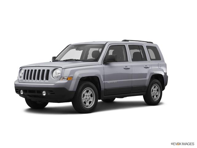 2015 Jeep Patriot Vehicle Photo in McKinney, TX 75070