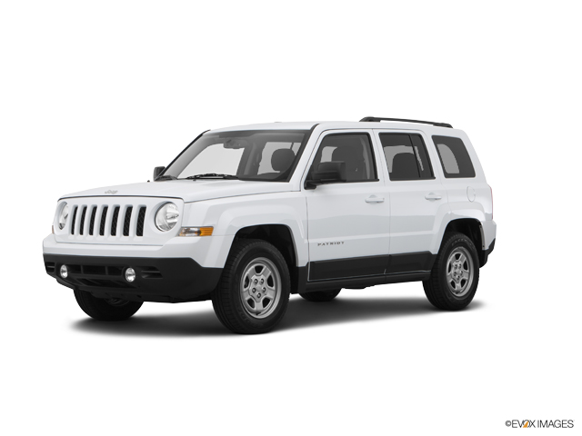 2015 Jeep Patriot Vehicle Photo in Portland, OR 97225