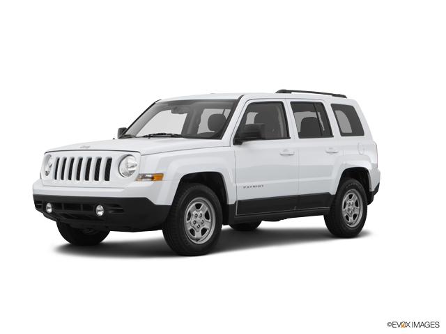 2015 Jeep Patriot Vehicle Photo in Edinburg, TX 78539