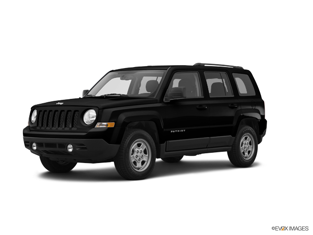 2015 Jeep Patriot Vehicle Photo in Moon Township, PA 15108