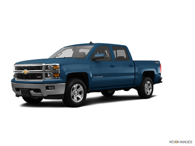 2015 Chevrolet Silverado 1500 Vehicle Photo in Middleton, WI 53562