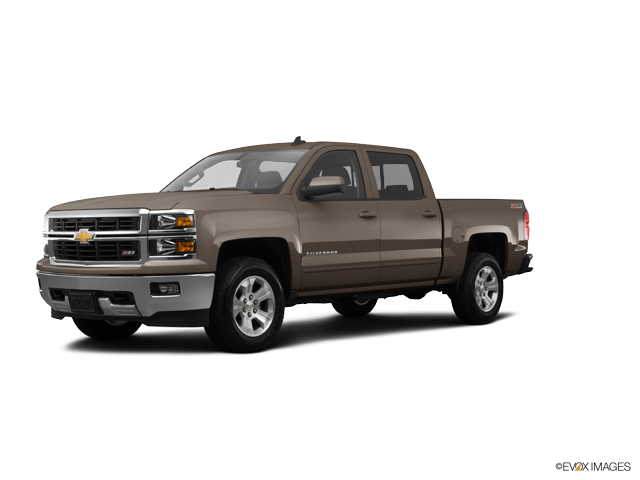 2015 Chevrolet Silverado 1500 Vehicle Photo in Owensboro, KY 42303