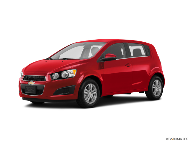 2015 Chevrolet Sonic Vehicle Photo in Casper, WY 82609