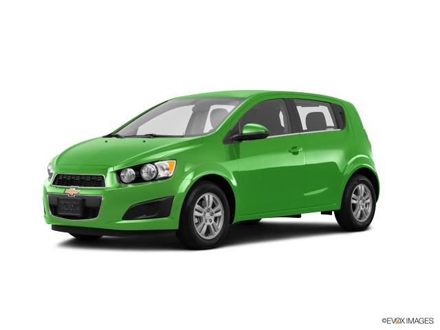 2015 Chevrolet Sonic Vehicle Photo in Oshkosh, WI 54904