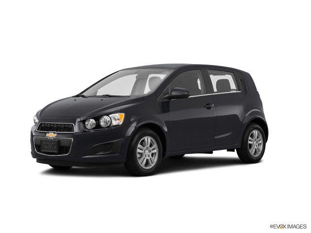 2015 Chevrolet Sonic Vehicle Photo in Madison, WI 53713