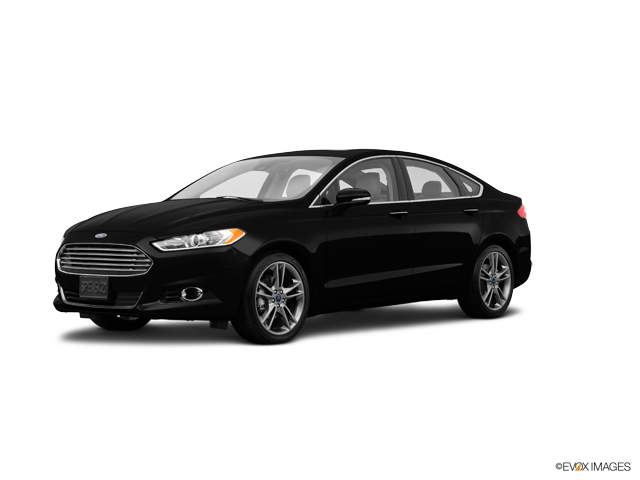 2015 Ford Fusion Vehicle Photo in Brockton, MA 02301