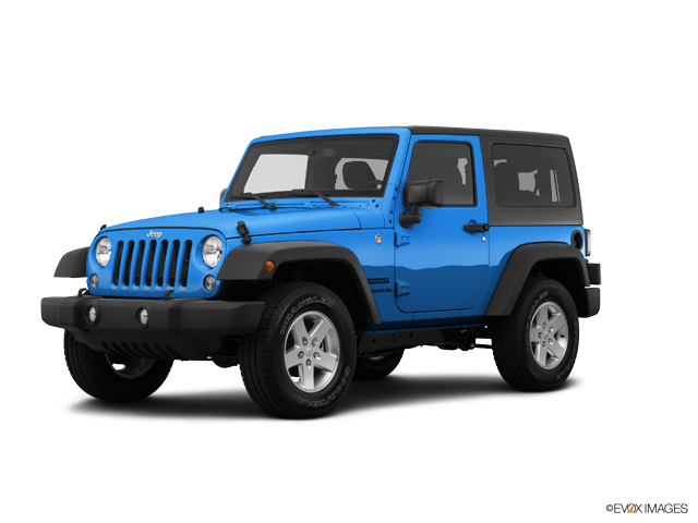 2015 Jeep Wrangler Vehicle Photo in Springfield, MO 65809