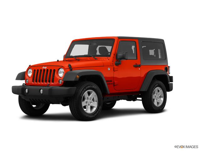 2015 Jeep Wrangler Vehicle Photo in Dallas, TX 75244