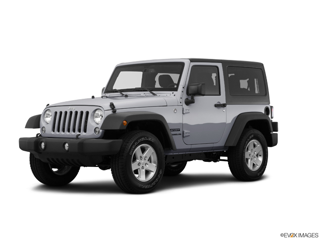 2015 Jeep Wrangler Vehicle Photo in Clarksville, MD 21029