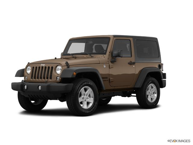 2015 Jeep Wrangler Vehicle Photo in Willoughby Hills, OH 44092