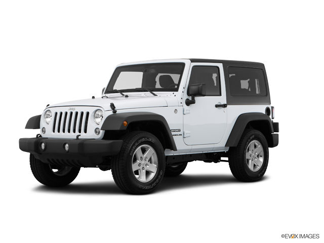 2015 Jeep Wrangler Vehicle Photo in Moultrie, GA 31788