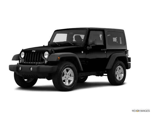 2015 Jeep Wrangler Vehicle Photo in Muncy, PA 17756