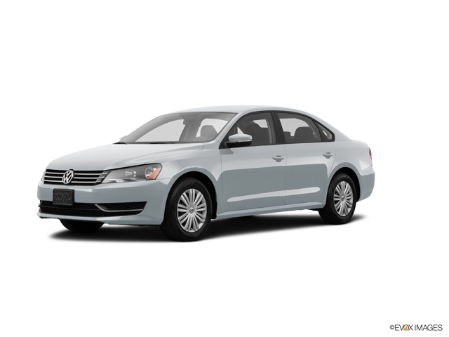 2015 Volkswagen Passat Vehicle Photo in Athens, GA 30606