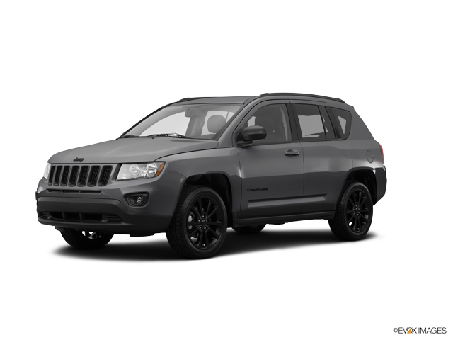 2015 Jeep Compass Vehicle Photo in Springfield, TN 37172