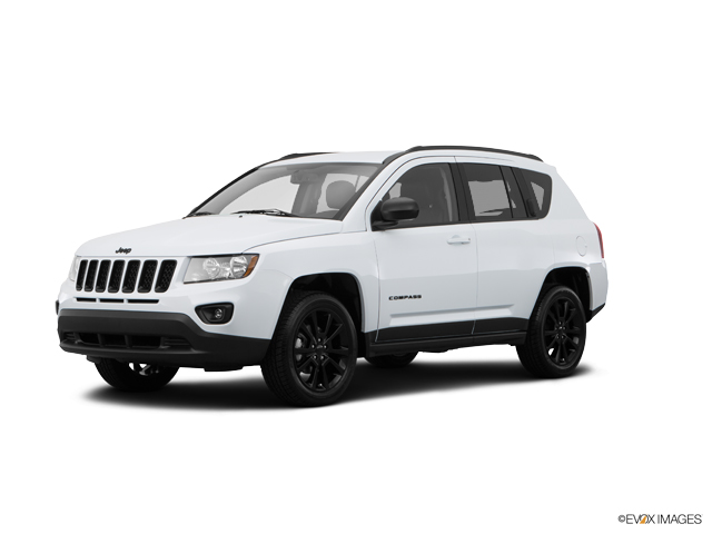 2015 Jeep Compass Vehicle Photo in San Leandro, CA 94577