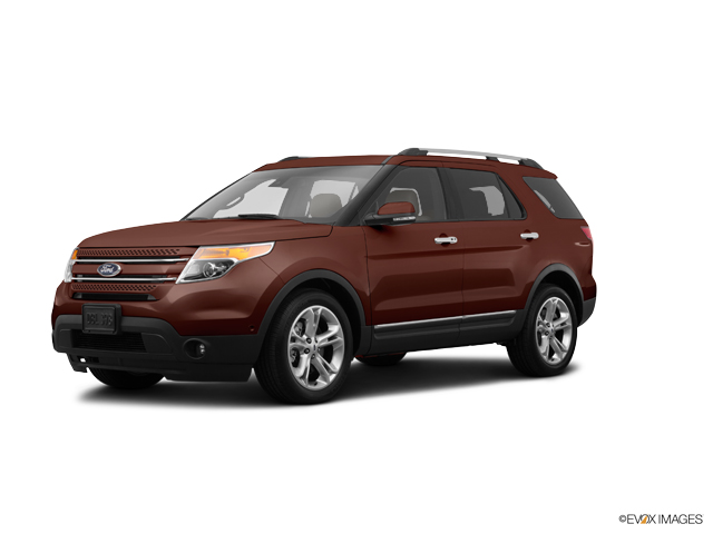 2015 Ford Explorer Vehicle Photo in Maplewood, MN 55119