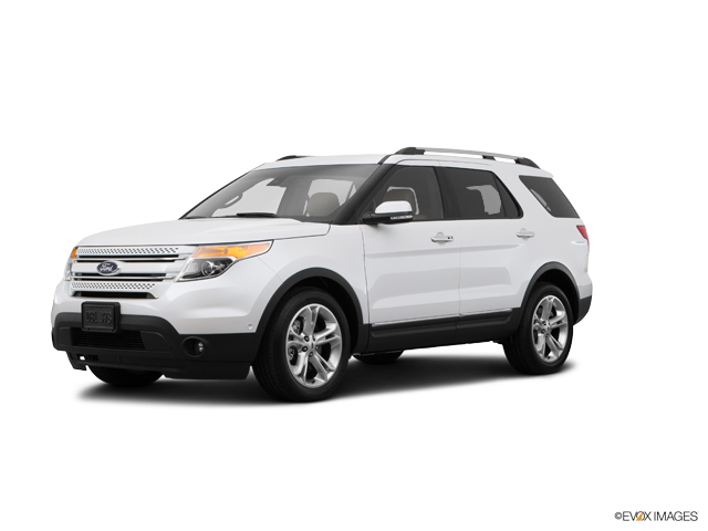 2015 Ford Explorer Vehicle Photo in Merrillville, IN 46410