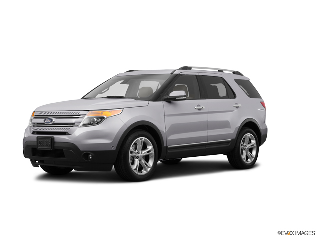 2015 Ford Explorer Vehicle Photo in Houston, TX 77074