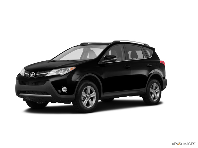 2015 Toyota RAV4 Vehicle Photo in Joliet, IL 60586