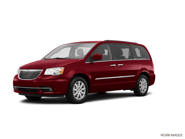 2015 Chrysler Town & Country Vehicle Photo in Massena, NY 13662