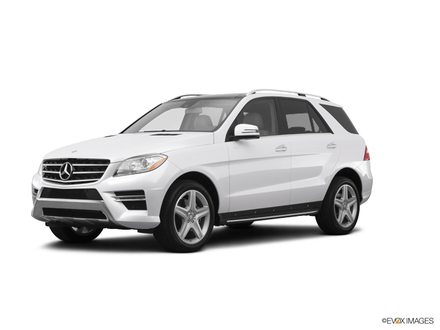 2015 Mercedes-Benz M-Class Vehicle Photo in Midland, TX 79703