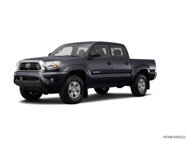 2015 Toyota Tacoma Vehicle Photo in Enid, OK 73703