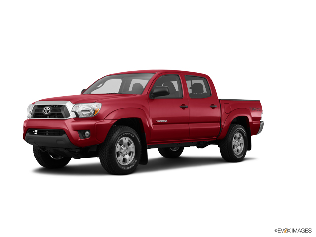 2015 Toyota Tacoma Vehicle Photo in Zelienople, PA 16063