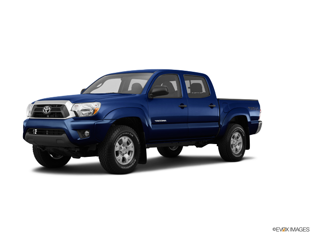 2015 Toyota Tacoma Vehicle Photo in Decatur, IL 62526