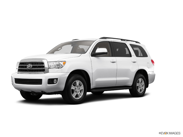 2015 Toyota Sequoia Vehicle Photo in Joliet, IL 60435