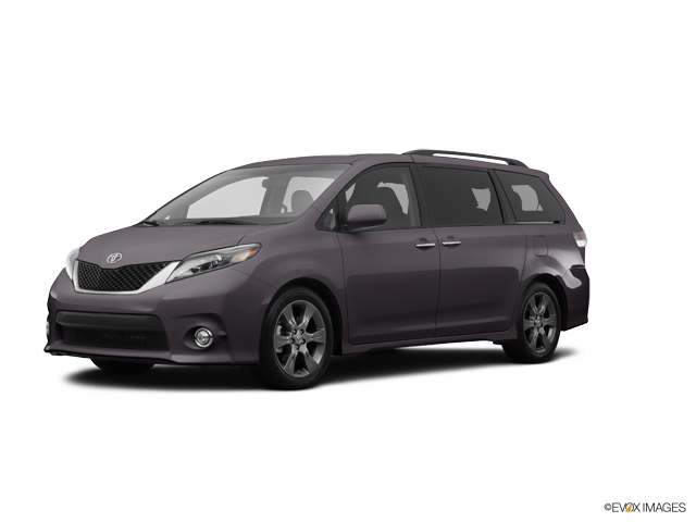 2015 Toyota Sienna Vehicle Photo in Spokane, WA 99207
