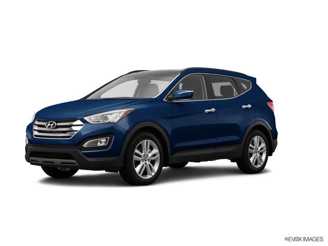 2017 Hyundai Santa Fe Sport Awd 4dr 2 4 Marlin Blue 4d Utility A At Huntington Inc Ny